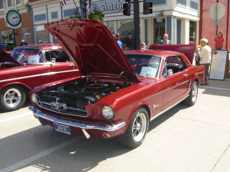 Northwood Car Show
