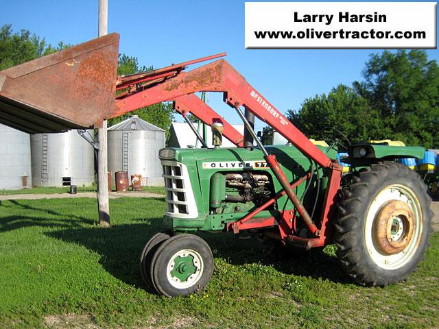 larry harsin s oliver tractors for sale page rh morpheweb server2 com